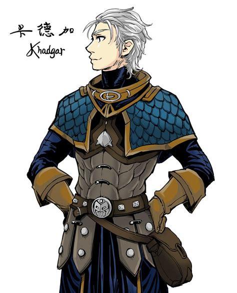 Khadgar by menhou on DeviantArt   Warcraft art, World of ...