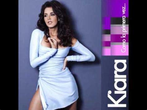 Kiara   Que Bello  versión 2011    YouTube