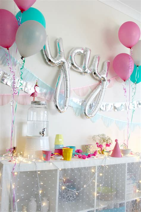 Kid s Birthday Party Decorating Ideas | Birthday party for ...