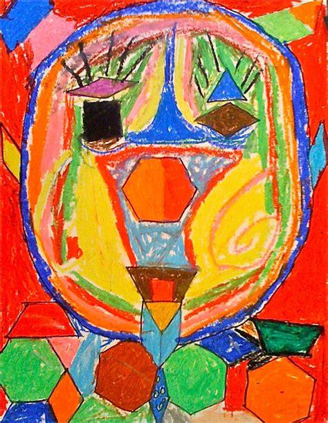 Kids Art Market: Cubism Portraits with Picasso