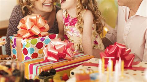 Kids  Birthday Gift Registries: Parents Take on Trend ...