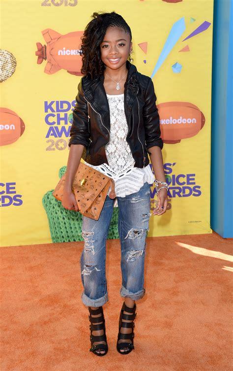 Kids  Choice Awards 2015 Orange Carpet Style Was Brighter ...