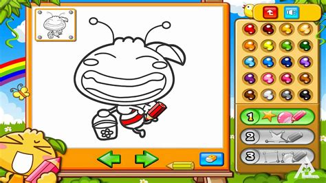 Kids Painting Game | Learn How to Paint | Fun Games 2 ...