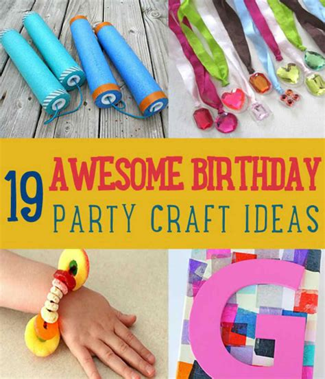 Kids  Party Ideas For All Occasion | DIY Projects | DIY ...