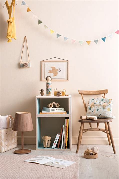 Kids Room Ideas: Wood Details and Vintage Touches   Petit ...