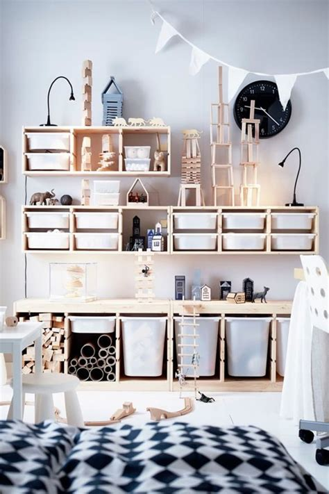 Kids Rooms Using IKEA Trofast Storage | Apartment Therapy