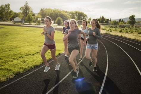 Kids Running   Tips for Girls Running During Puberty