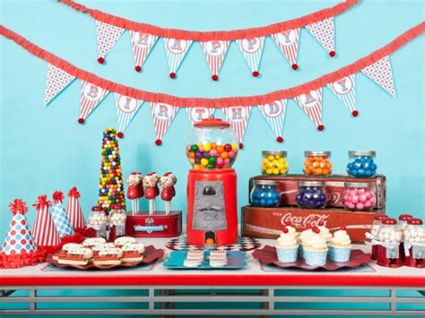 Kids  Vintage Inspired Gumball Birthday Party | HGTV