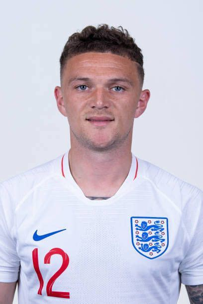 Kieran Trippier of England poses for a portrait during the ...