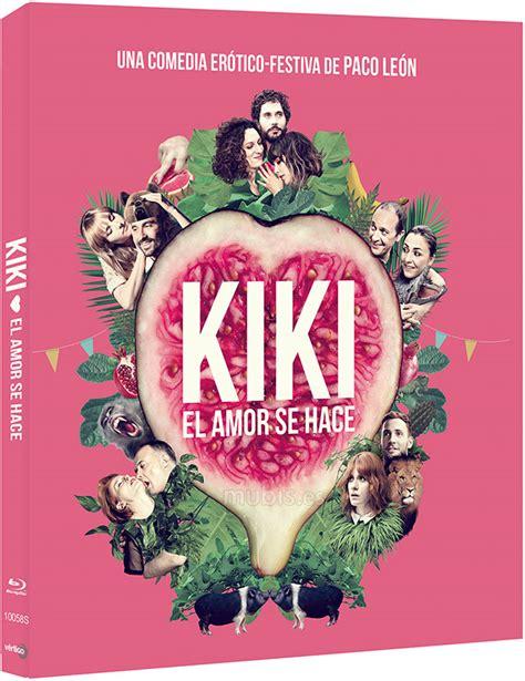 Kiki, el Amor se Hace Blu ray