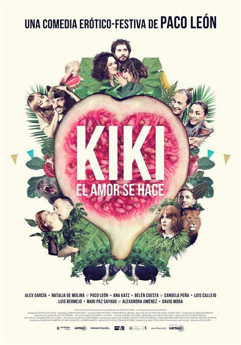 Kiki, el amor se hace cartel de la película