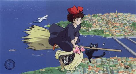 Kiki s Delivery service: At the end, why doesn t Kiki ...