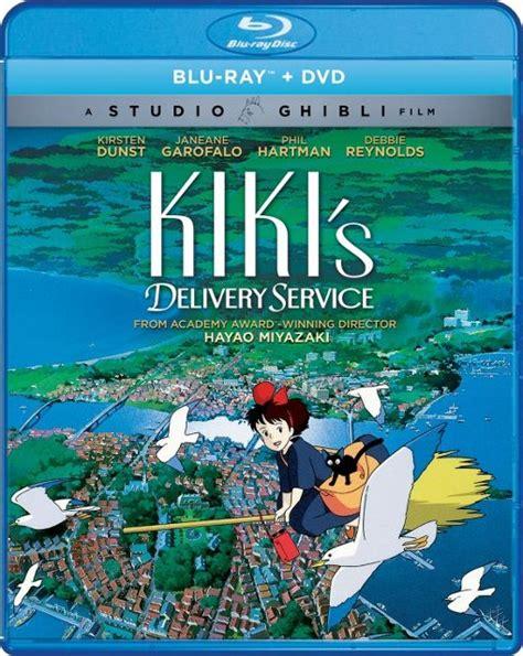 Kiki s Delivery Service [Blu ray/DVD] [2 Discs] [1989 ...