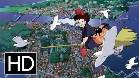 Kiki s Delivery Service   Official Trailer   YouTube