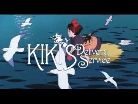 Kiki s Delivery Service trailer   YouTube