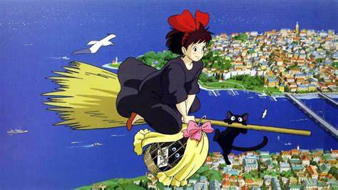 Kiki s Delivery Service Wallpaper and Background Image ...