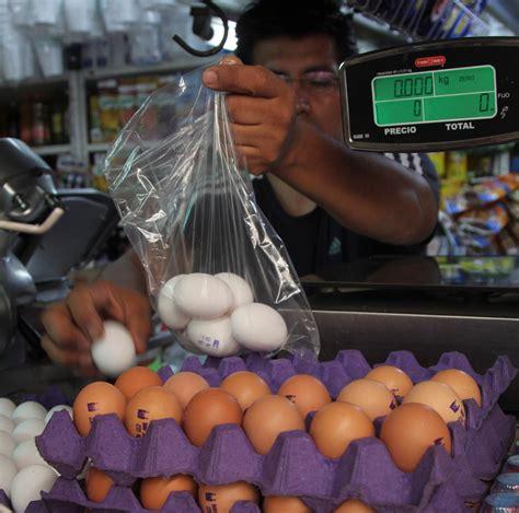 Kilo de huevo ronda los 32 pesos en el DF   Animal Político