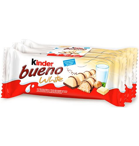 Kinder Bueno Pack white 3 uni
