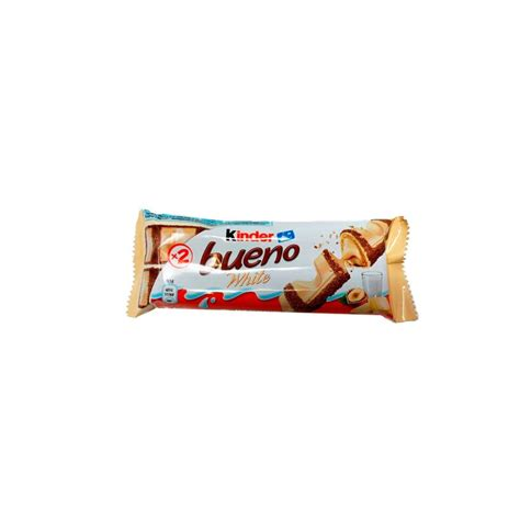 Kinder Bueno White | Chocolates Kinder Comprar chuches ...