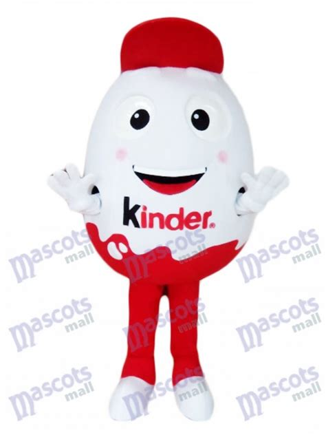 Kinder Egg Kinder Surprise Kinder Joy Mascot Costume Food