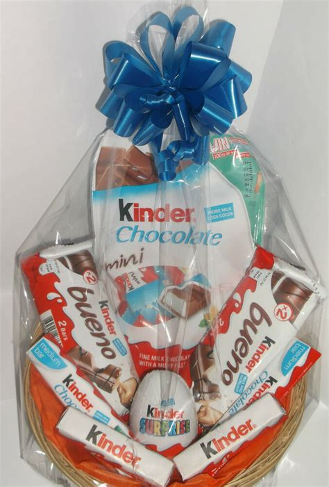 Kinder Egg Surprise Gift Hamper Birthday Gift For Boy Girl ...