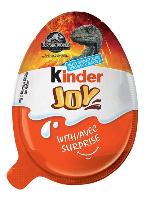 KINDER Joy 20g Jurassic World | Walmart Canada