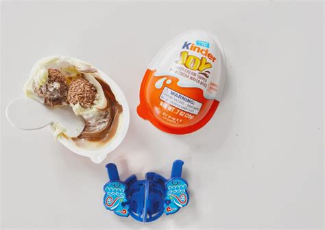 Kinder Joy: Kinder Eggs Have Come to the US | MarinoBambinos