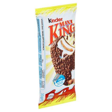 Kinder Maxi King 35g   Tesco Potraviny