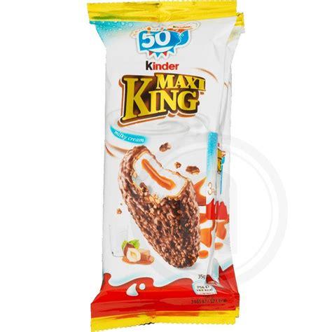 Kinder maxi king fra Kinder – køb online hos nemlig.com