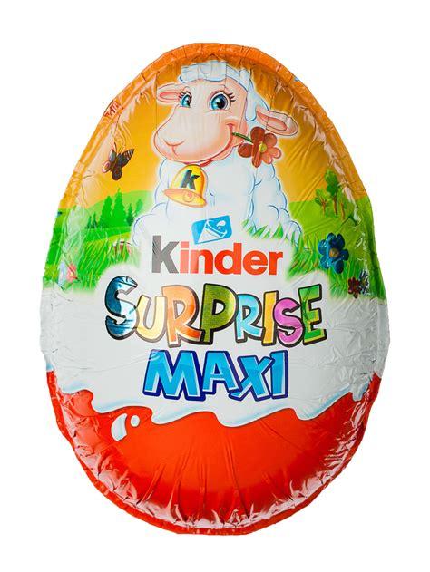 Kinder Maxi Surprise 100 g yllätysmuna | Karkkainen.com ...
