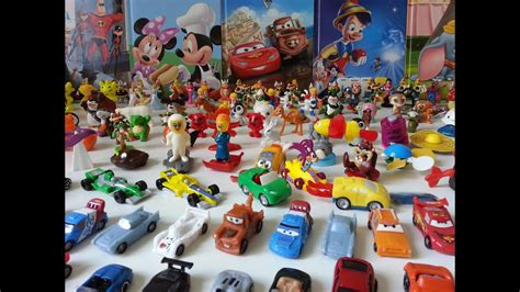 kinder Surprise 300 Toys, large collection   YouTube