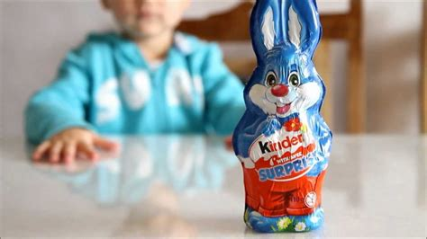Kinder Surprise Bunny   Easter Edition   YouTube