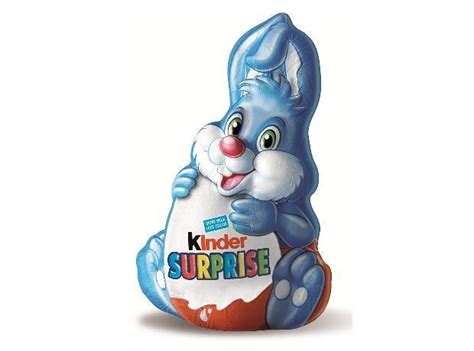 Kinder Surprise Easter goodies from Ferrero