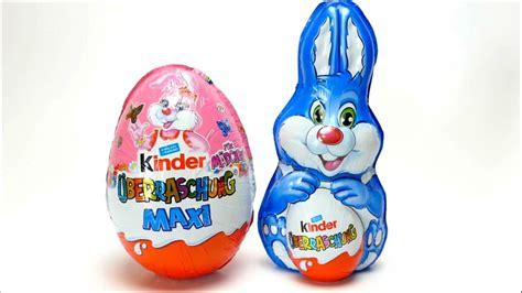 Kinder Surprise Egg & Kinder Surprise Bunny | Doovi