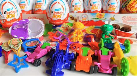 Kinder Surprise Eggs: 20+ Kinder Joy Surprise Eggs Toy ...