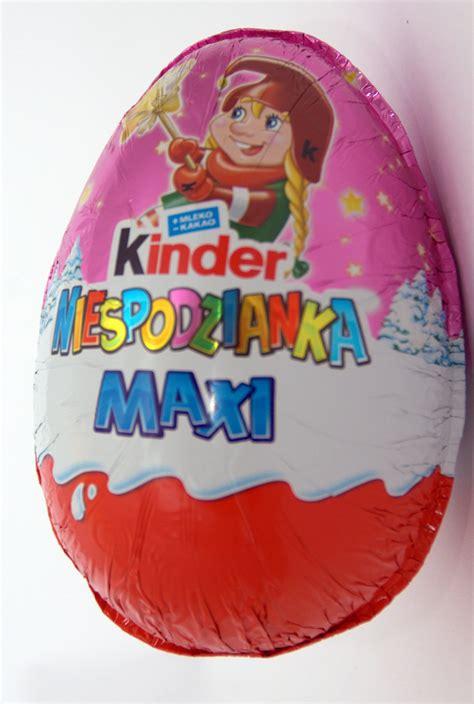 Kinder Surprise Maxi 100 g | CONFECTIONERY \ Kinder OFFER ...