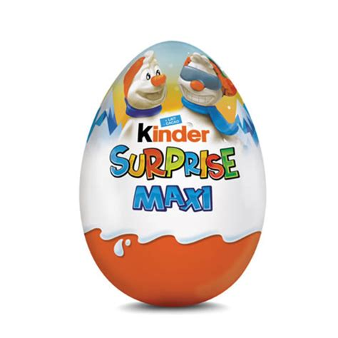 Kinder Surprise Maxi 100 G   Migros