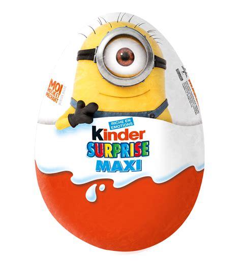 Kinder surprise Maxi 100G Minions Paques... Ajouts de ...