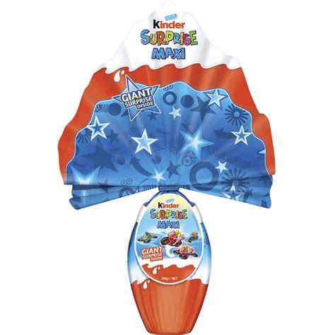 Kinder Surprise Maxi Blue Egg 150g | Woolworths