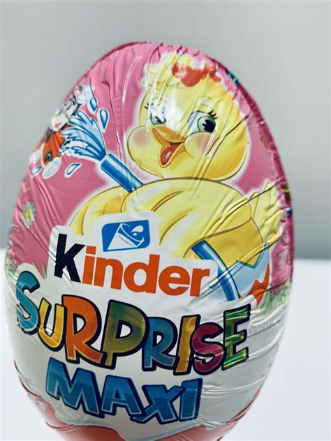 Kinder Surprise Maxi