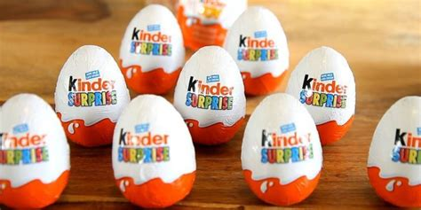 Kinder Surprise USA: Why These Eggs Are Banned South Of ...