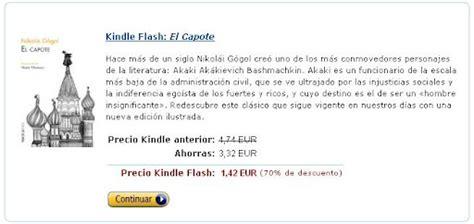 Kindle Flash: ebooks en oferta cada fin de semana | Mi ...