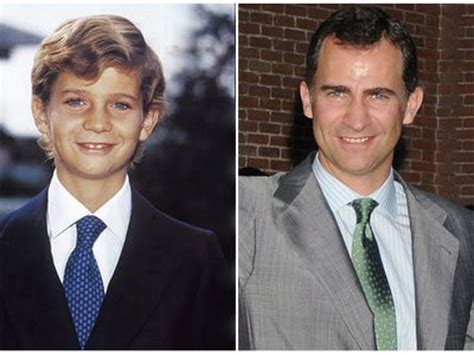King Felipe VI of Spain: His Life in Pictures   YouTube