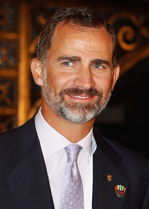 King Felipe VI of Spain Photos Photos   125th IOC Session ...