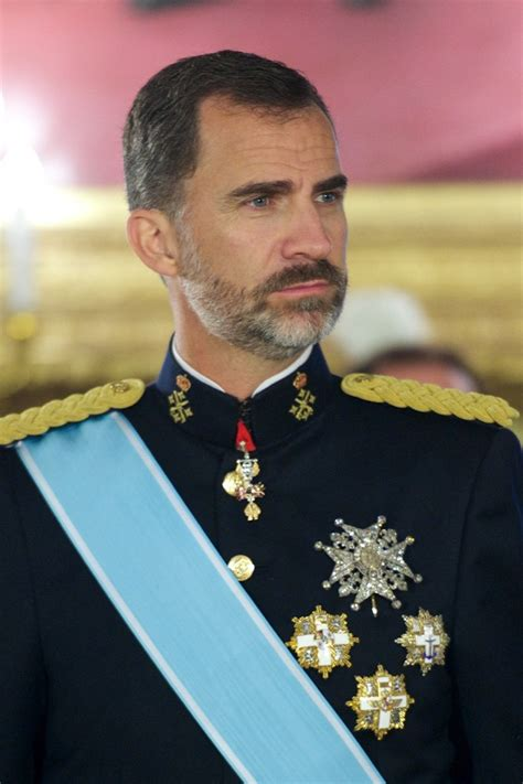 King Felipe VI of Spain Photos Photos   Spanish Royals ...