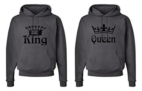 King Queen Hoodies: Amazon.com