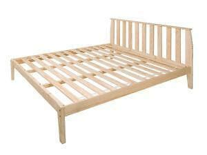 King Size Wood Bed Frame | eBay