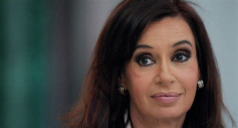 Kirchner: Argentina in Political Rollback as US Interest ...