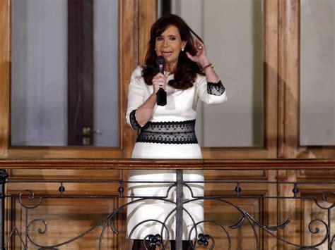 Kirchner Compares Default To Gaza   Business Insider