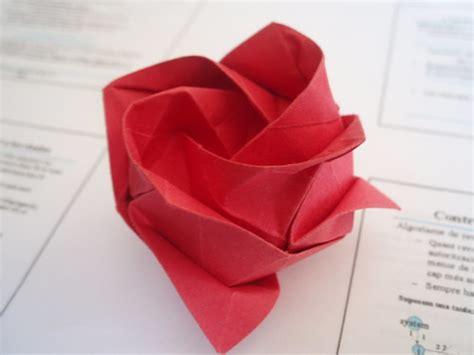 Kirst blog: papiroflexia rosa